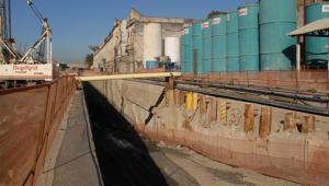 Túnel - Via Expressa - Agosto 2014